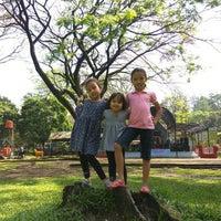 Photo taken at Taman Lalu Lintas by Ferry R. on 7/24/2016