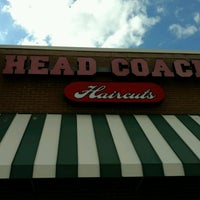 Photo taken at Head Coach Haircuts by Jamie W. on 10/4/2016