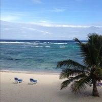 Photo taken at Reef Resort by Lauren D. on 11/27/2012