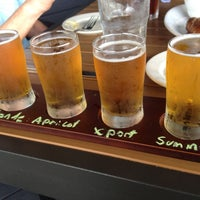 Photo taken at Sea Dog Brewing Co. by Laura F. on 5/19/2013