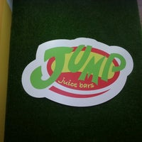 Photo taken at Jump Juice Bar by Pierre M. on 2/18/2013