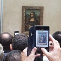Foto tirada no(a) Mona Lisa | La Joconde por Shraddha V. em 10/14/2018