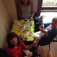 Photo taken at Soup's On by Stuart L. on 7/20/2014