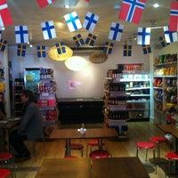 Photo taken at Scandinavian Kitchen by Anthony on 10/12/2012