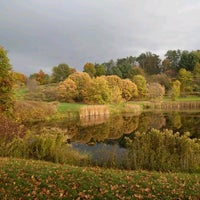Photo taken at Cornell Plantations by Brad T. on 10/29/2016