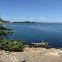 Photo taken at Acadia National Park by Mariel W. on 7/13/2013