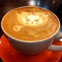 Снимок сделан в Кофемолка пользователем Кирилл Г. 11/30/2012