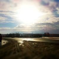Photo taken at Газпромнефть АЗС № 97 by Кирилл Г. on 11/11/2012