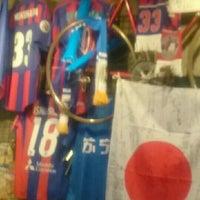 Photo taken at 太陽讃歌 by mikkoaoaka on 4/9/2016