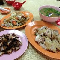 Photo taken at Yet Con Restaurant by Ye Myat M. on 10/24/2012