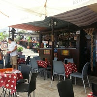 Photo taken at Sottozero Cafè by Michael D. on 7/11/2013
