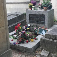 Photo prise au Tombe de Jim Morrison par Georg A. le8/1/2017