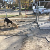 Photo taken at Dog Park Near Campus by Amy G. on 11/4/2017