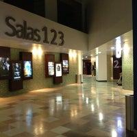 Photo taken at Cinex Manzanares by MT on 10/15/2012