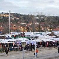 Photo taken at Rastro Gijón by Soysolisu on 12/30/2012