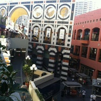 Photo taken at Westfield Horton Plaza by Joni E. on 6/21/2013