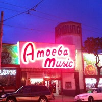 Photo taken at Amoeba San Francisco by Jessica L. J. on 11/18/2012