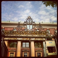 Photo taken at Barnard College by Jessica L. J. on 5/20/2013