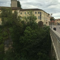 Photo taken at Ponte del Diavolo by Paolo 7. on 8/10/2016