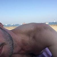 Photo taken at Spiaggia Degli Alberoni by Paolo 7. on 8/28/2016