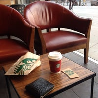 Photo taken at Starbucks 星巴克 by Paolo 7. on 12/16/2013