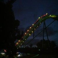 Photo taken at Hydra: The Revenge by Matt D. on 9/28/2012
