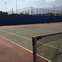 Photo taken at Club de Tenis Tarapaca by Renato C. on 5/31/2014