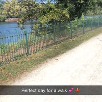 Photo taken at Waterfront Trail by Melissa L. on 9/21/2015