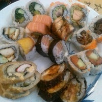 Photo taken at Ginza Japanese Buffet by Collin M. on 10/24/2012