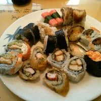 Photo taken at Ginza Japanese Buffet by Collin M. on 9/27/2012