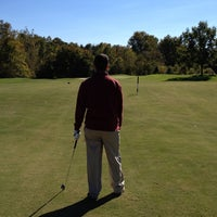 Photo taken at Fairway Hills Golf Club by Steven F. on 10/13/2012