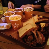Photo taken at Hill Country Barbecue Market by Steven F. on 1/8/2013
