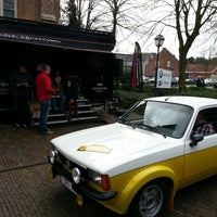 Photo taken at Antwerp Classic Rally Center by Bart M. on 3/15/2014