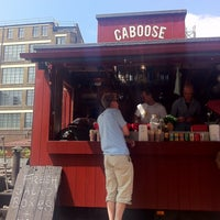 Photo taken at Caboose by t0sh on 7/21/2013
