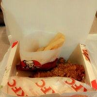 Photo taken at KFC by Syahda Y. on 4/19/2016