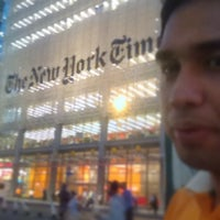 Photo taken at The New York Times Building by Lito M. on 9/11/2013