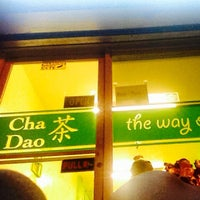 Photo taken at Cha Dao Tea Place by Lito M. on 11/29/2013