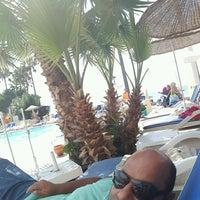 Photo taken at Ephesia Beach Havuz by Ali C. on 9/5/2016