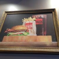 Photo taken at Epic Burger by John on 4/13/2013