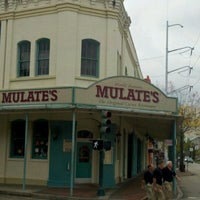 Photo taken at Mulate's Cajun Restaurant by John on 10/1/2012