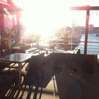 Photo taken at Trattoria Isla Tortuga by Gilber J. on 2/6/2014