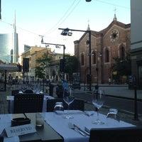 Foto diambil di Osteria Brunello oleh Tobias W. pada 6/18/2013