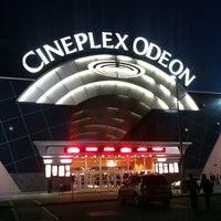 Photo taken at Cineplex Cinemas Queensway & VIP by Goldie☠ T. on 10/2/2012