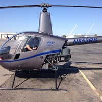 Photo taken at Orbic Air Helicopter Tours by Victoria V. on 3/16/2014
