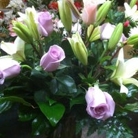 Photo taken at Seeley Florist by Art M. on 2/13/2014