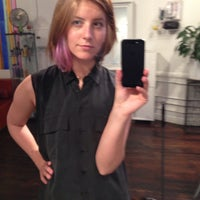 Photo taken at Marco Hair NYC by Cassidy on 5/9/2013