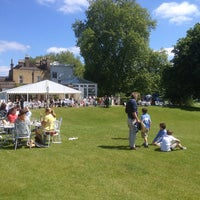 Photo taken at The Hurlingham Club by Sixty G. on 6/8/2013