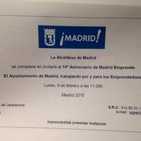 2/9/2015にRafael G.がVivero de empresas de Carabanchel. Madrid Emprendeで撮った写真