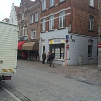 Photo taken at Smedenstraat by Kathy G. on 4/13/2016