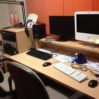 Photo taken at Wartburg - Radio 96,5 by Maddie on 8/15/2013